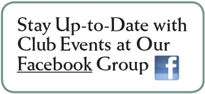stay up to date at our facebook group